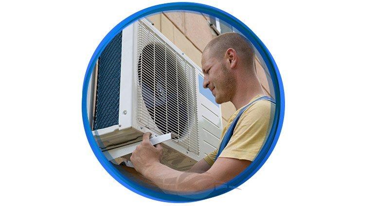 p k airsystem services installation service