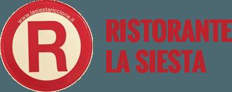 RISTORANTE LA SIESTA - LOGO