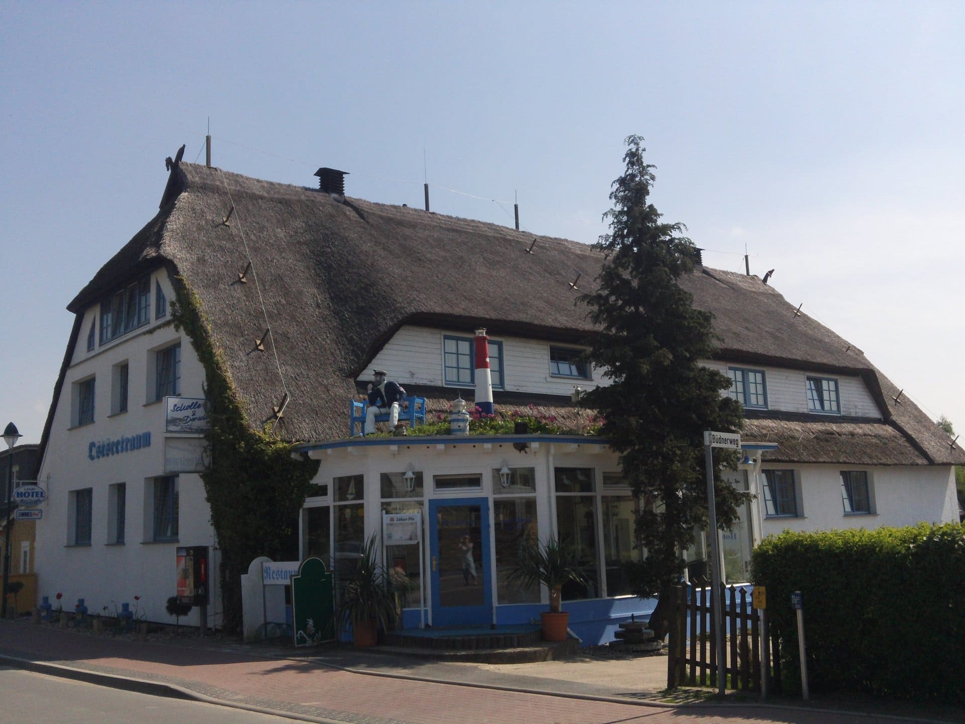 Landhotel fewo ostseetraum for Hotel ostsee warnemunde