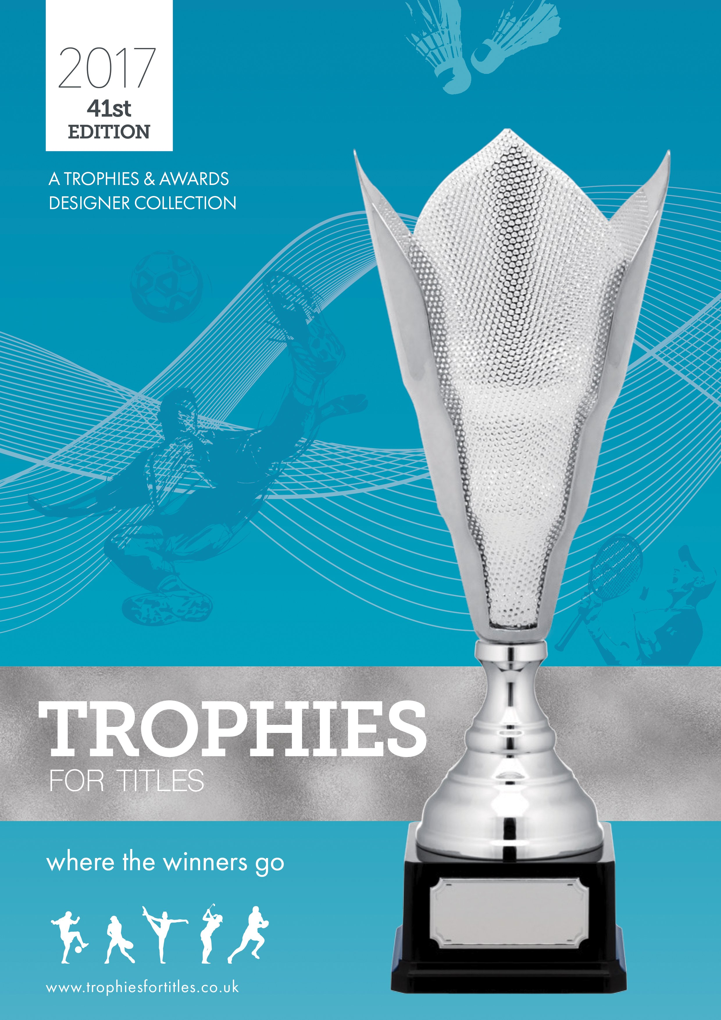 Trophies For Titles 2015