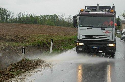 Manutenzione stradale Noceto