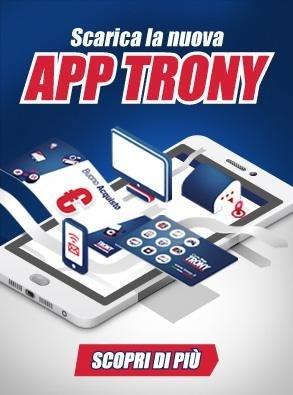 Scarica app Trony