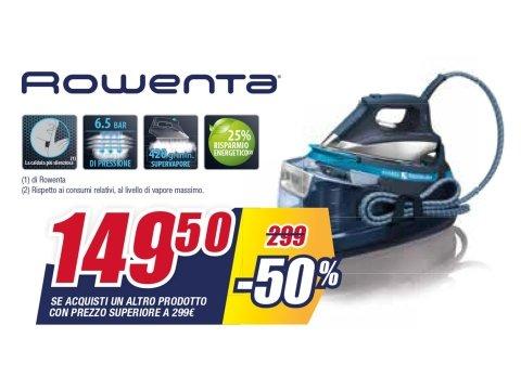 ROWENTA SILENCE STEAM EXTREME DG8961
