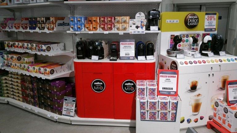 vendita macchine caffè bergamo