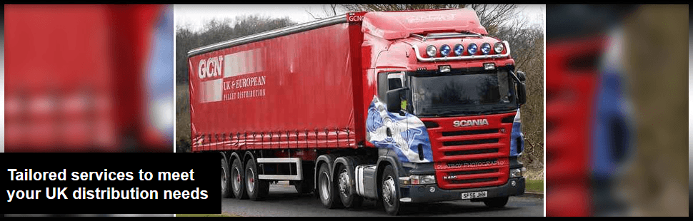 Tailored services to meet your UK distribution needs