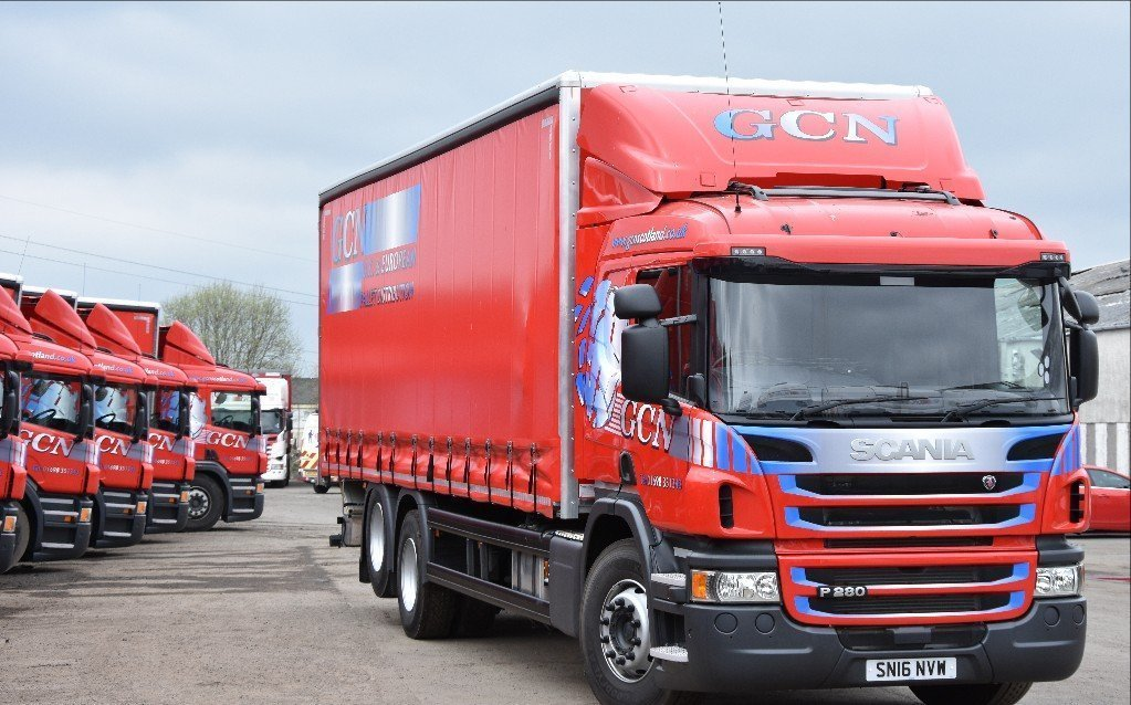 Image of GCN Truck