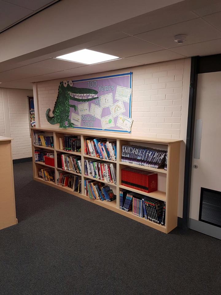 School Library Furniture By Experts In Northampton