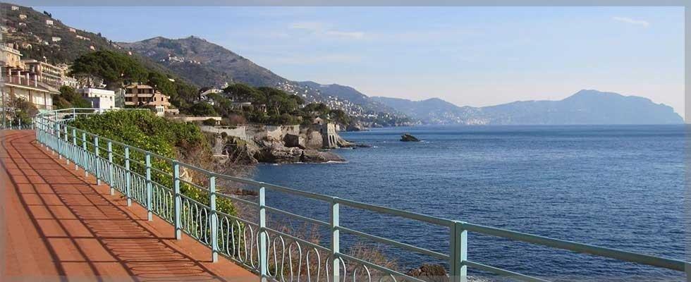 Passeggiata Nervi Savoia&Savoia