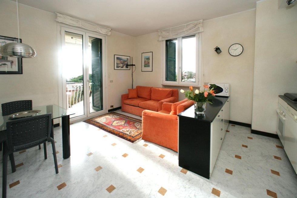 Appartamento Senior con Vista Mare