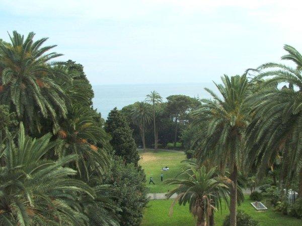 Parchi di Genova Nervi