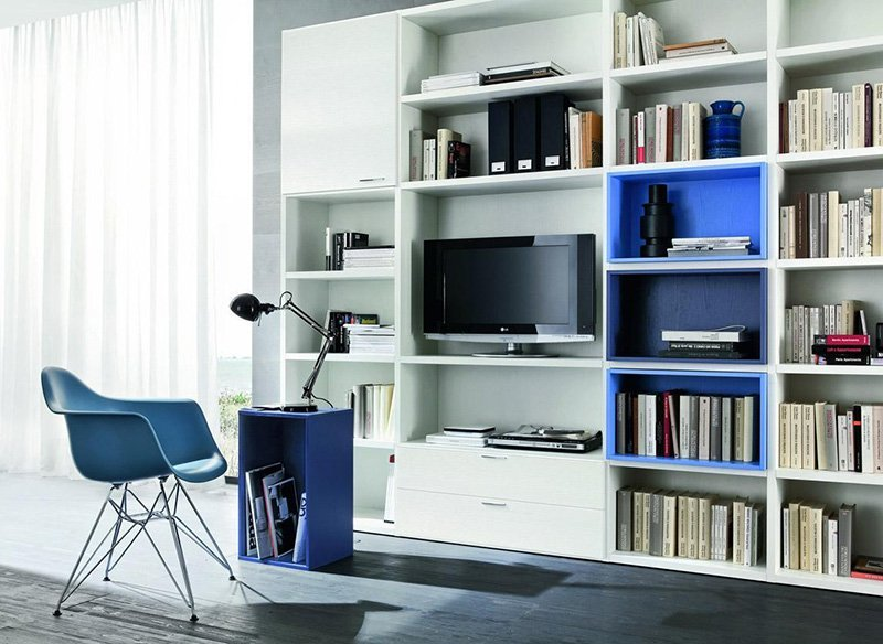 mobili camera personalizzati