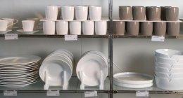 ceramiche al dettaglio, ceramiche di qualità, piatti e scodelle
