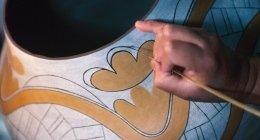vasi di ceramica, produzione vasi, lavorazione ceramiche