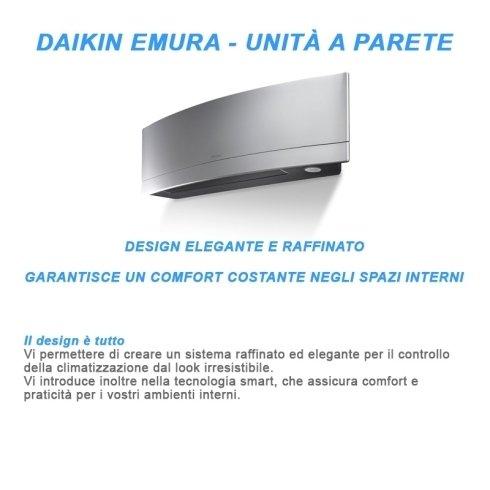 Daikin Emura - Unità a parete