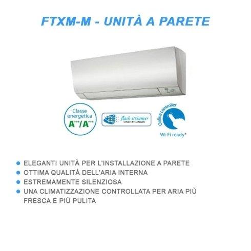 FTXM-M - unità a parete