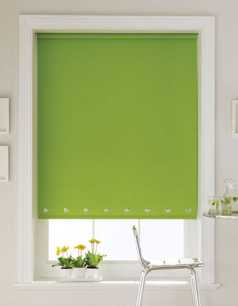 plain green blinds
