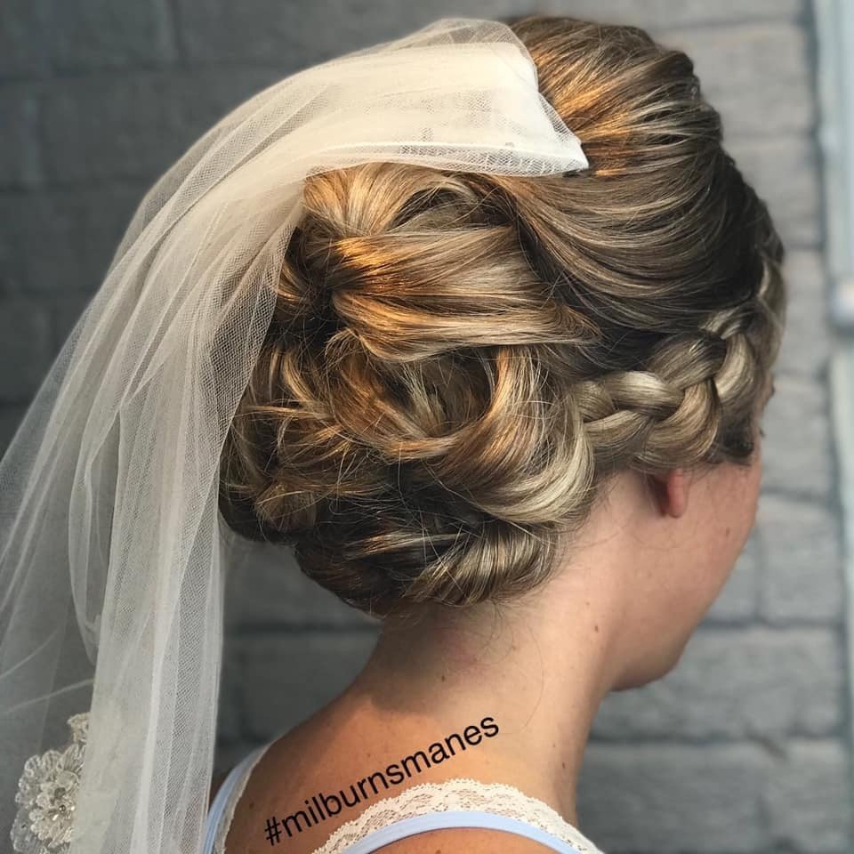 Hairstyles For Wedding Parties: Bridal Party Hairstyles Erie, PA