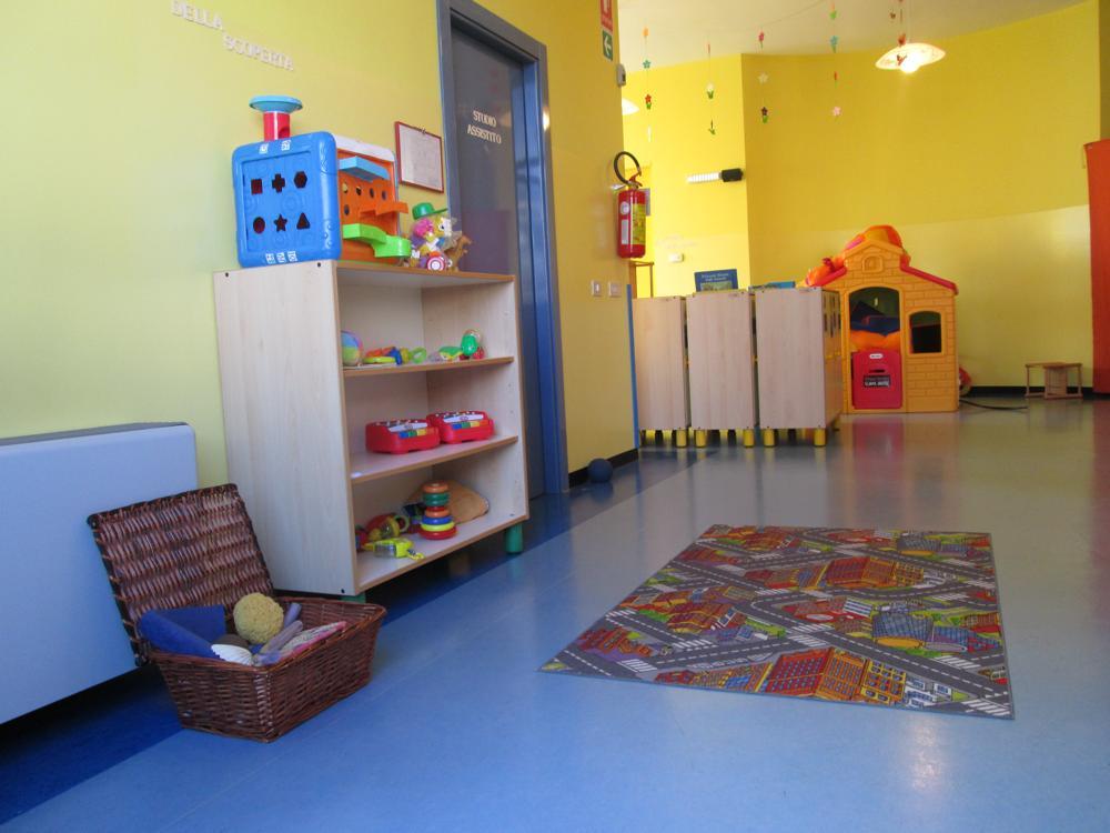 aula di un asilo