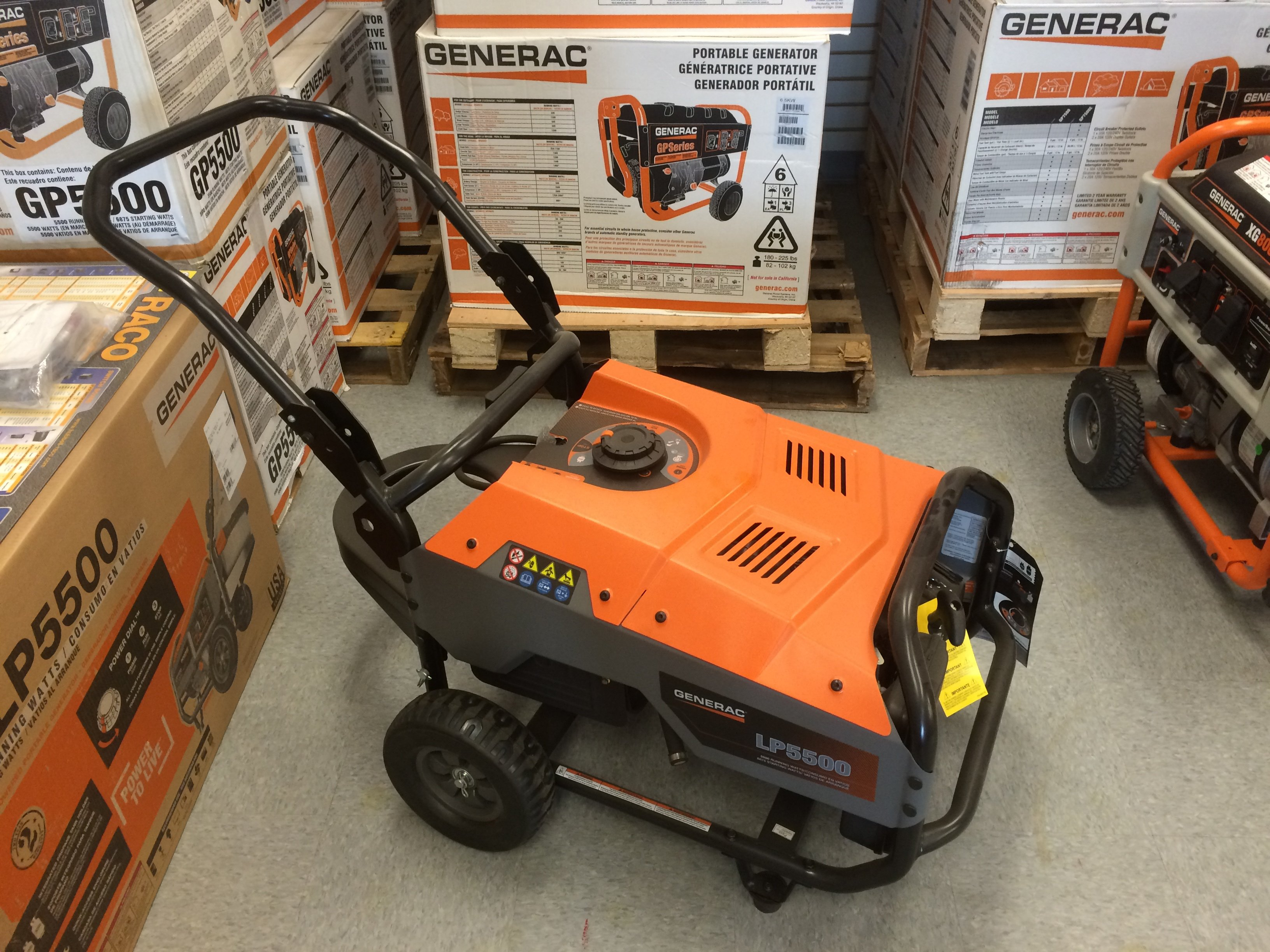 Electrical Supply & Portable Generators Newtown & Danbury CT