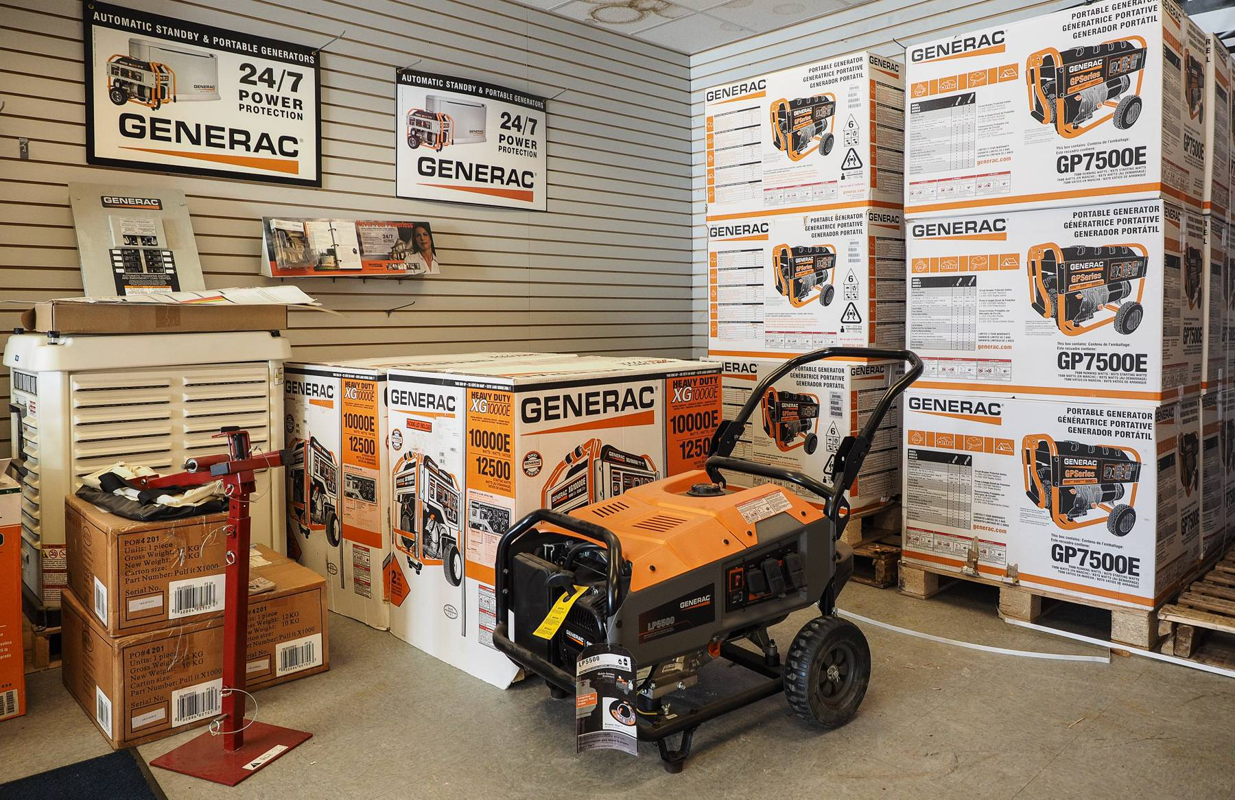 Portable Generators Newtown, CT