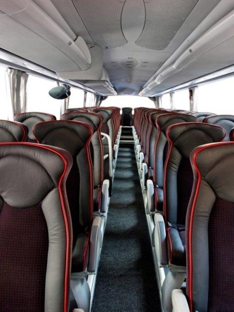 autobus delux per viaggi