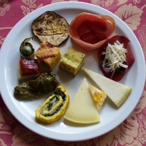 ristorante, le specialità, visione 4