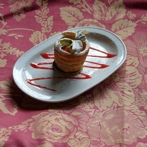 ristorante, le specialità, visione 1
