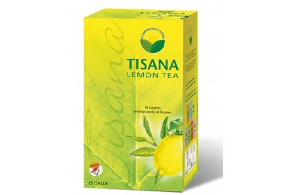 tisana the al limone