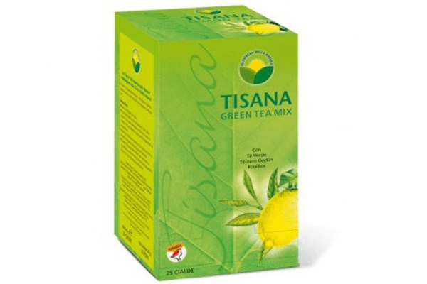 tisana tea verde