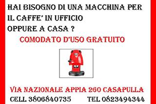 comodato uso macchine caffe