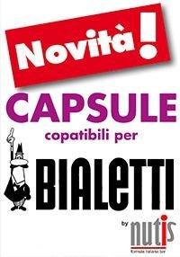 capsule caffe per bialetti