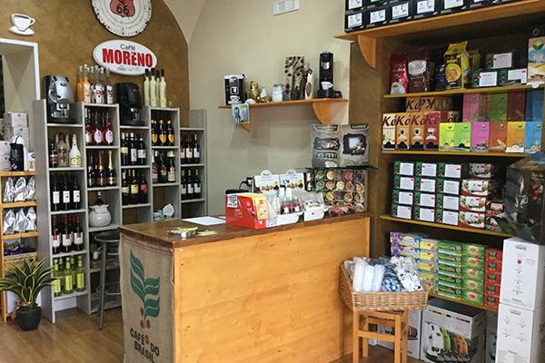 Prodotti alimentari e caffe