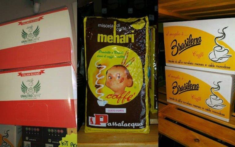 Miscela di caffè Mehari