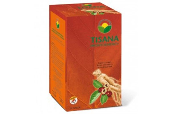 tisana energizzante ginsen e guarana
