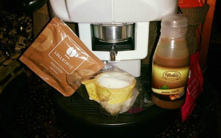 Nocciola per caffè Nobis