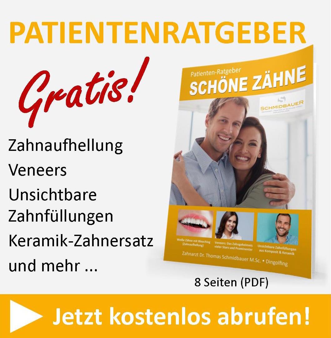 Gratis-Ratgeber Schöne Zähne Dingolfing