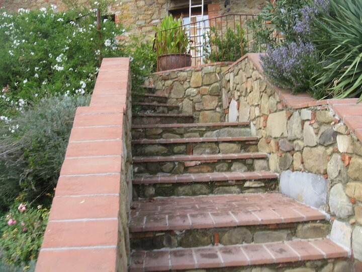 scala in pietra