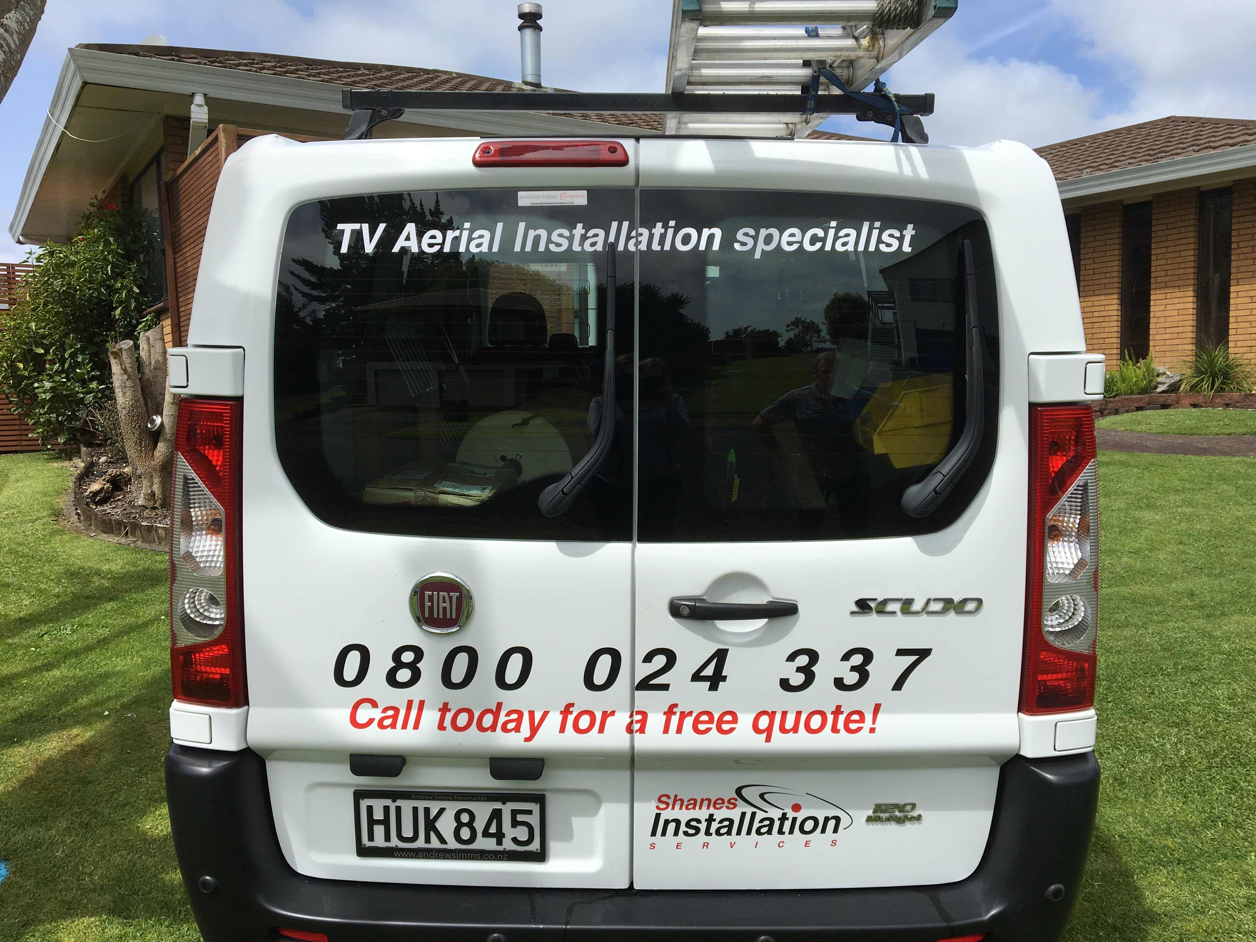 Freeview and digital antenna installation in Manukau