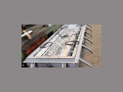 carpenterie per macchine automatiche