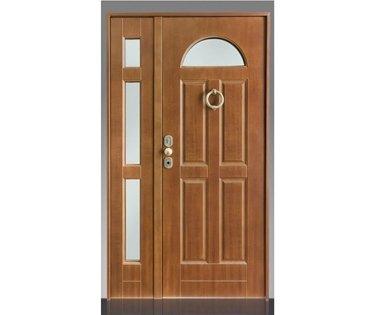 porte blindate legno