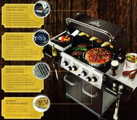 BROIL KING - BARBECUE