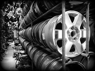 Used auto parts Leland, NC