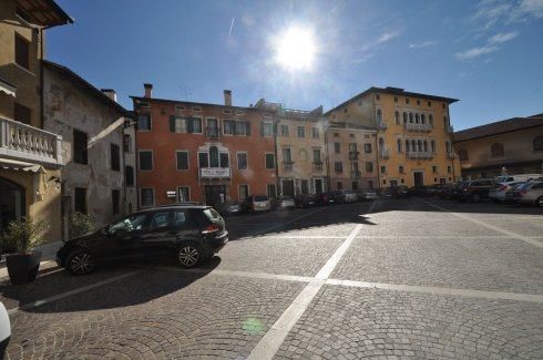 piazza della citta