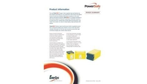 Batterie Enersys