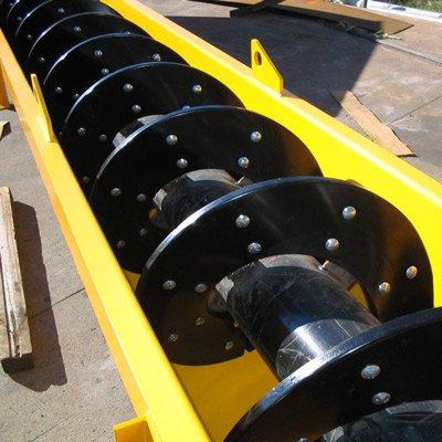 steel auger