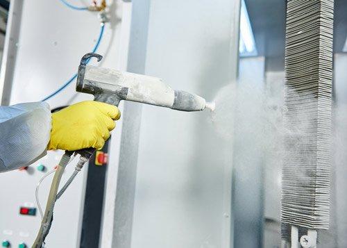 galvanising spray
