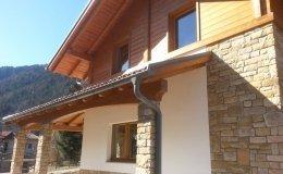profili lamellari in legno, travi curve, ristrutturazioni edili