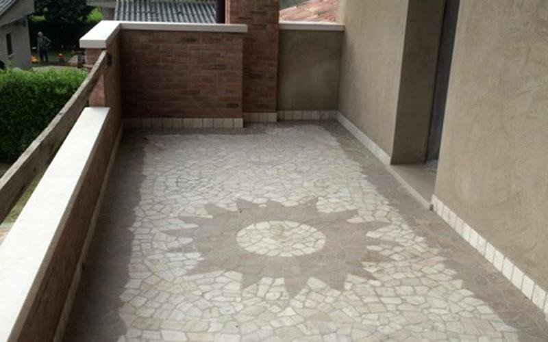 Nuove costruzioni con terrazza
