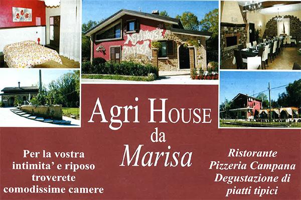 Locandina agriturismo Agrihouse Marisa