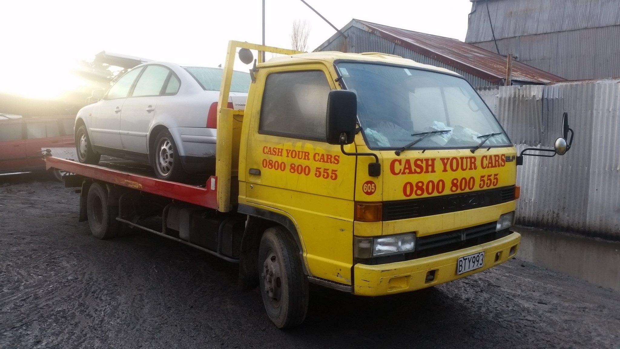 Cash Your Cars